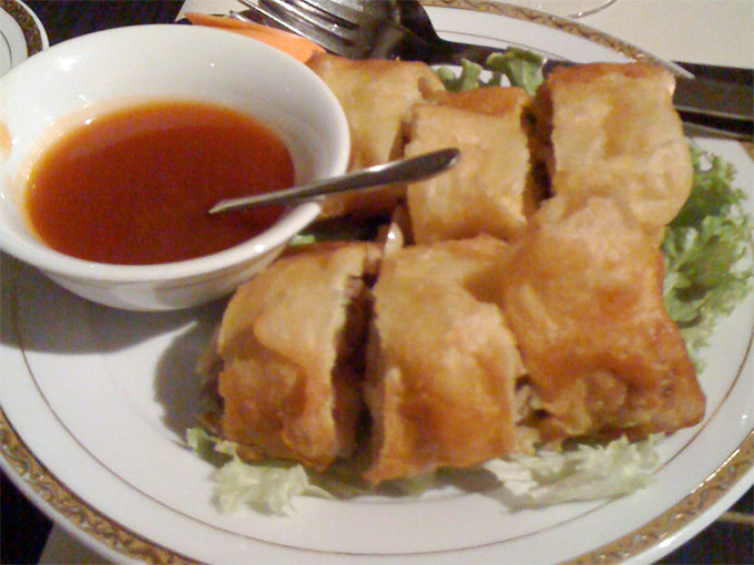 China Garden - imperial roll