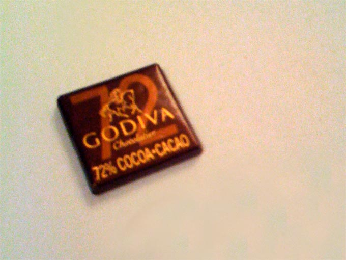 Roberto - Godiva chcolate