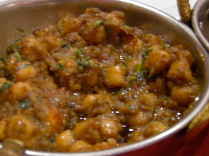Little India - chana masala