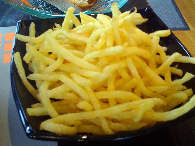 Kudeta - fries