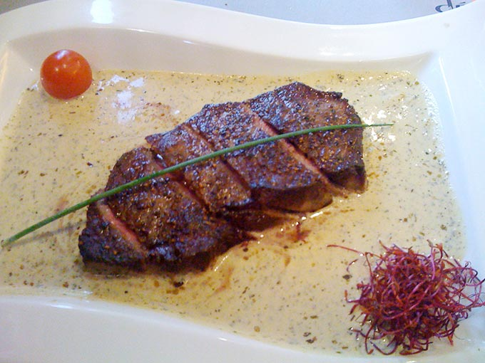 Kudeta - steak