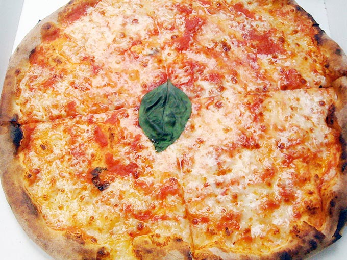Trattoria dei Trulli - pizza