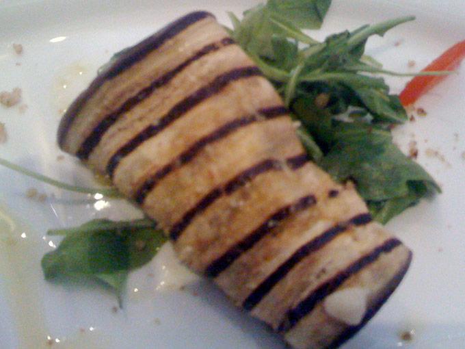 Via Roma - eggplant starter