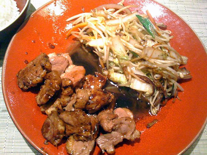 Kamomé - teriyaki chicken