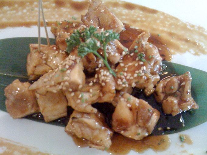 Takumi - chicken teriyaki