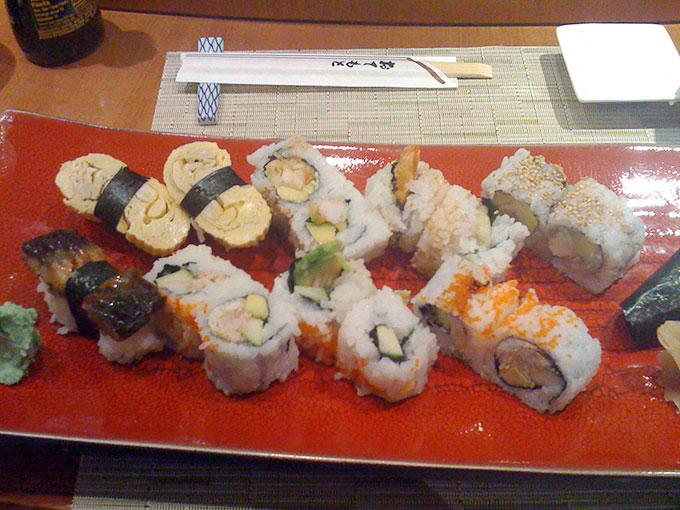 Kamomé - sushi