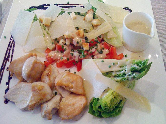 Bon Génie - Cesar salad