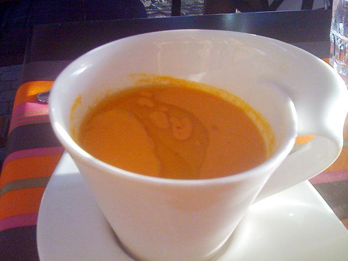 Café Papon - soup