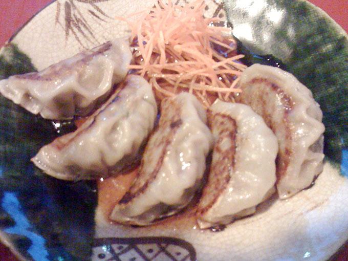 Shibata - dumplings