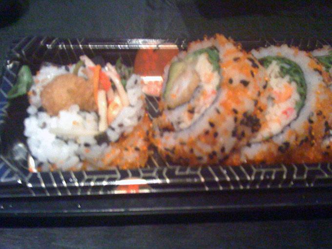 Wasabi - sushi
