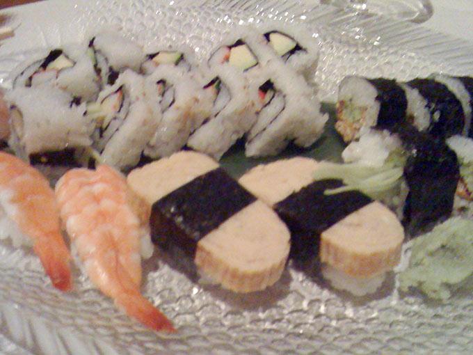 Sagano - sushi
