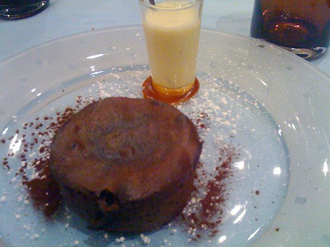 Le 3 Rive Gauche - fondant au chocolat