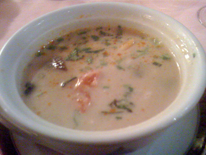 Phuket - soup