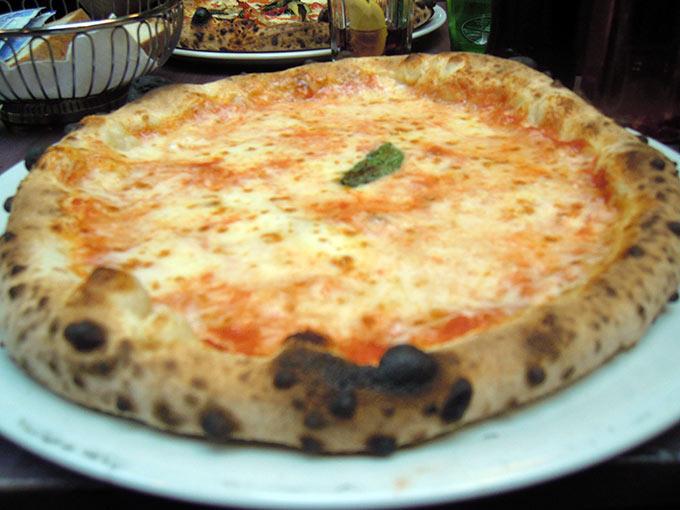 Luigia - pizza margherita