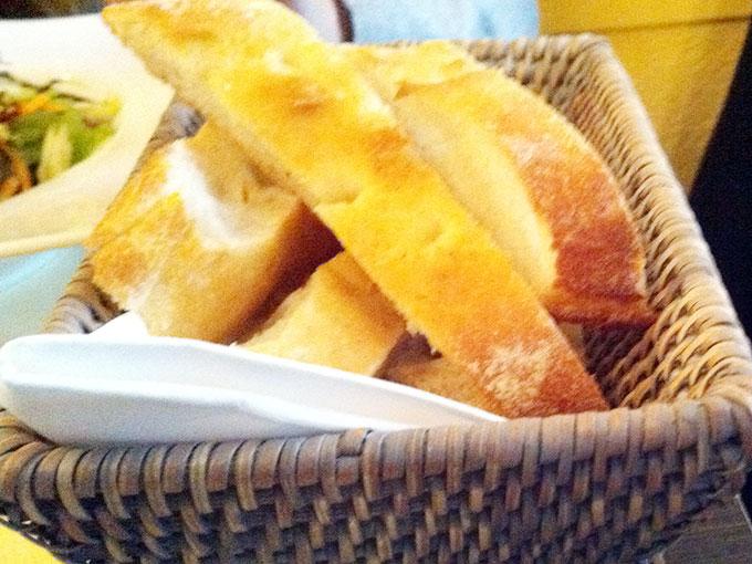 Cittadella - bread