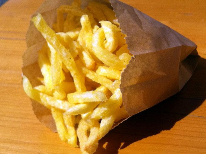 The Hamburger Foundation - fries
