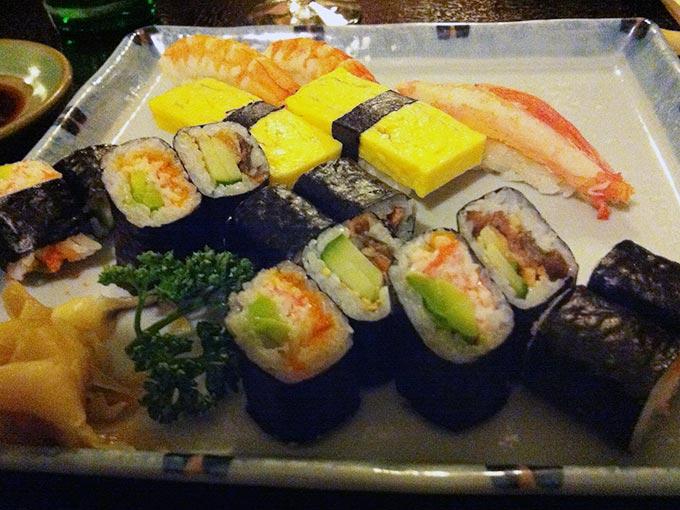 Chez Uchino - sushi