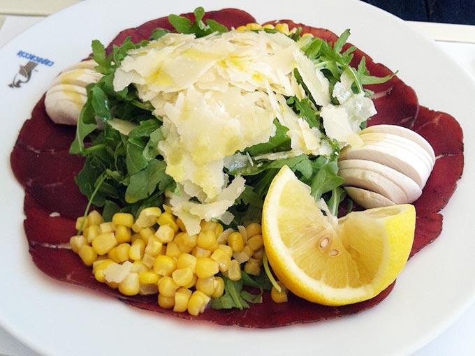 Capocaccia Acacias - salad
