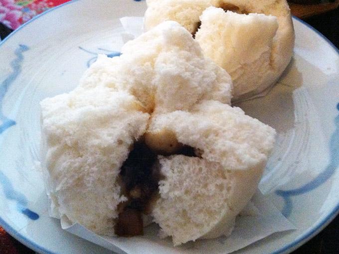 Le Thé - steamed buns