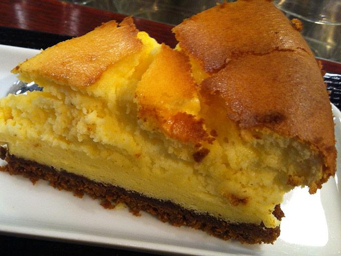 Denise's Art of Burger - cheesecake