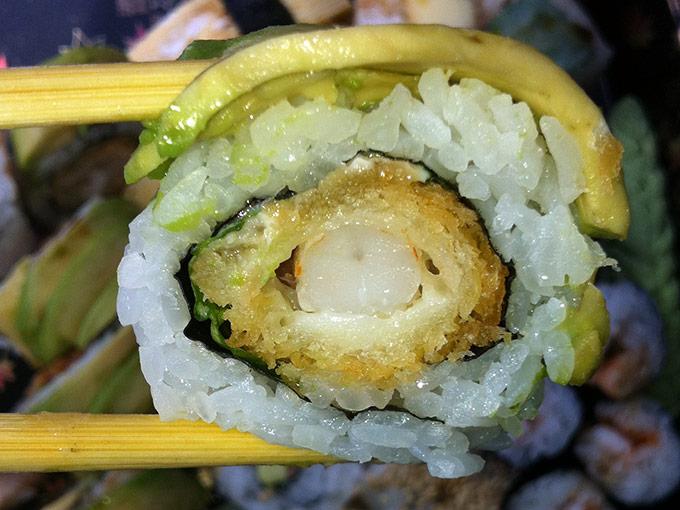 Sushitime - shrimp tempura