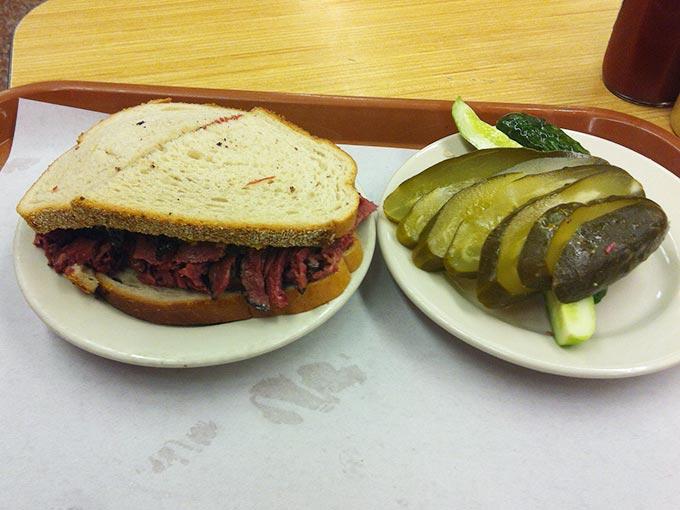 katz-pastrami-pickles