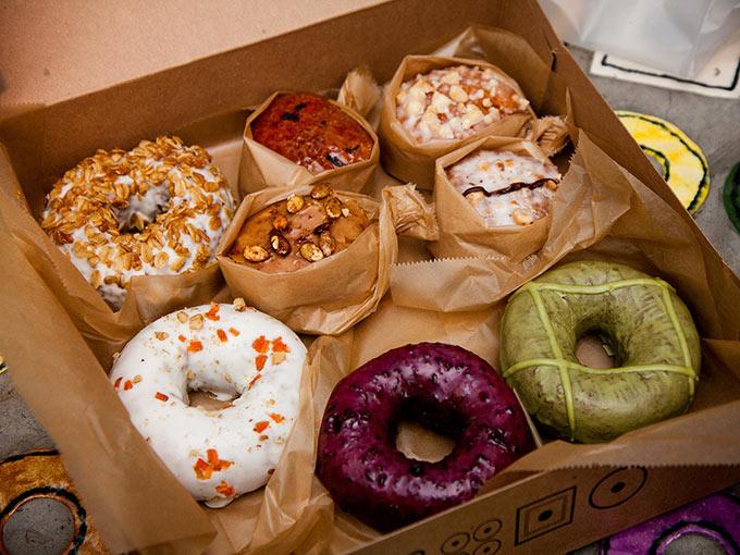 Doughnut Plant - Photo by Alan Teo