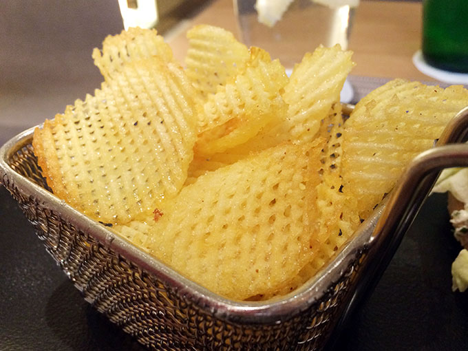 ICC Mövenpick - waffle fries