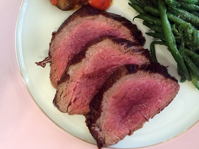 Bistrot du boeuf rouge - chateaubriand