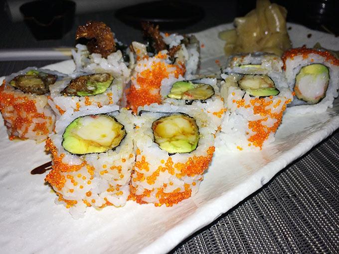 Kamome - sushi