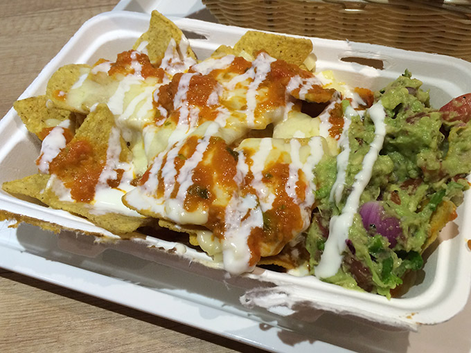 Taco Rico - nachos