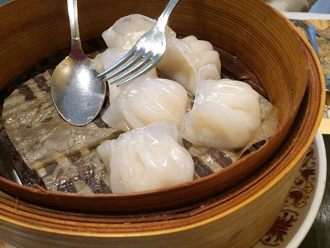 China Garden - dumplings