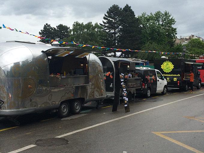 Geneva Food Festival - Food Trucks