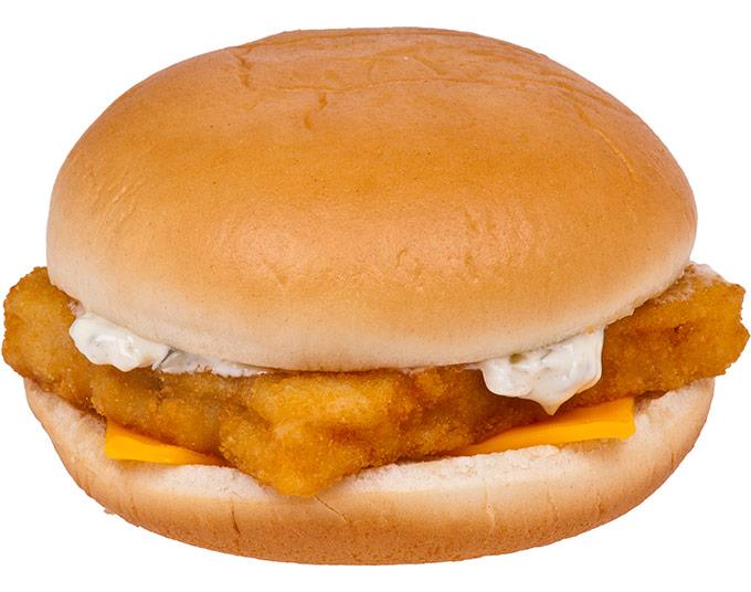 McDonald's - filet-o-fish