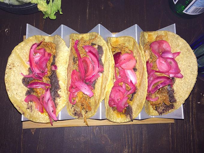 El Catrin - pibil tacos