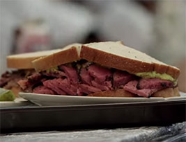 Video – Behind the Pastrami Counter at Katz's Deli