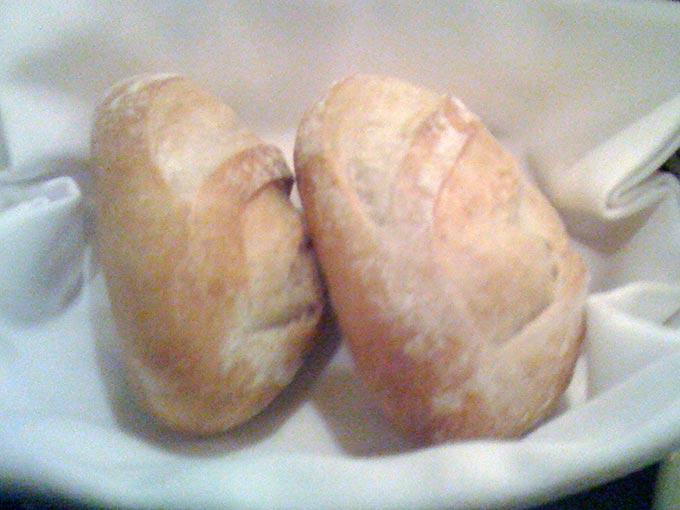 La Réserve - bread