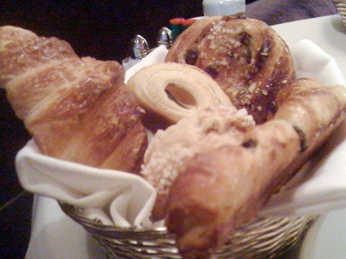 La Réserve - fresh pastries