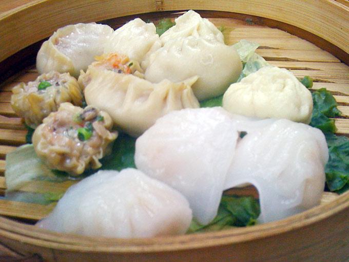 Zhong Tong - dumplings