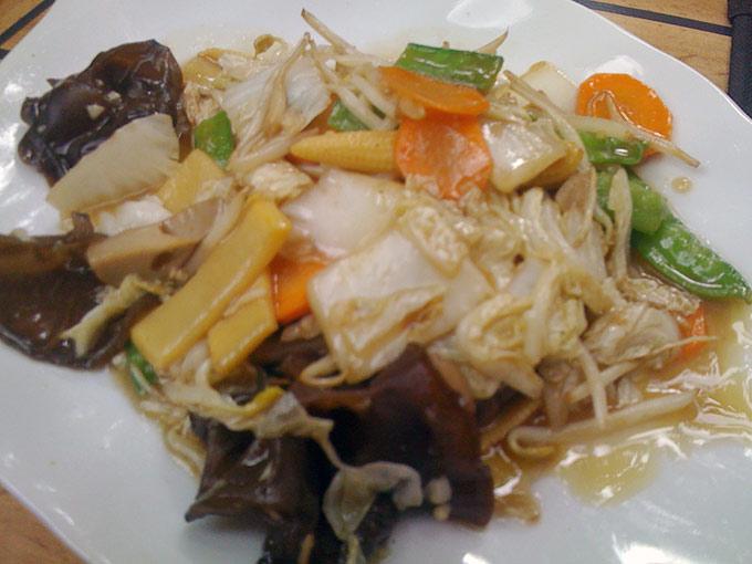 Zhong Tong - vegetables