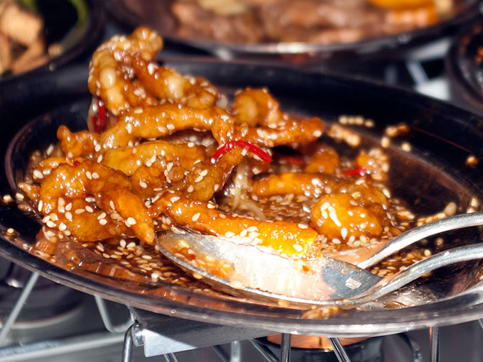 Tse Fung - chicken