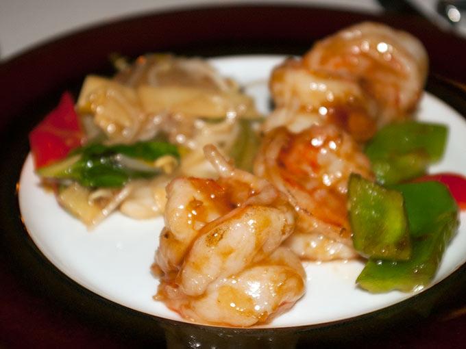 Tse Fung - shrimp