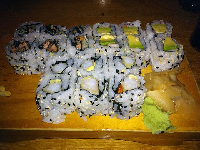 Shogun - sushi