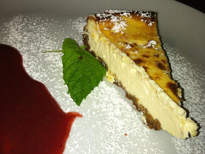 Luigia - cheesecake