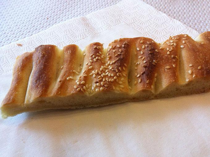 Hafez - bread