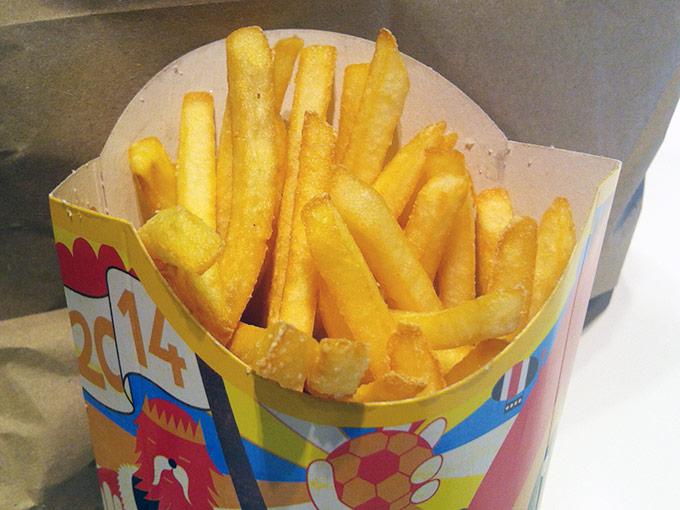 McDonald's - fries