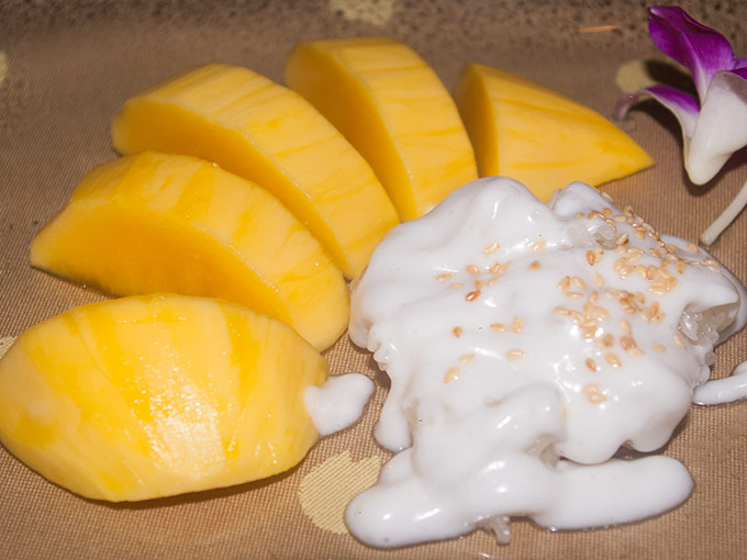Patara - sticky rice mango