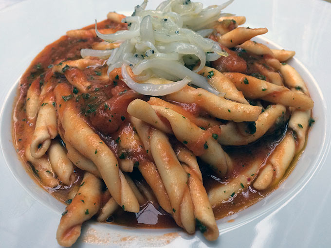 Brasserie da Matteo - pasta