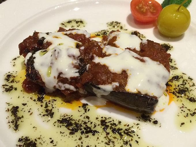 Kutchi restaurant - eggplant