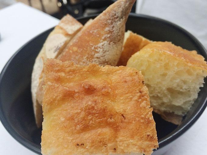 Brasserie da Matteo - bread-2